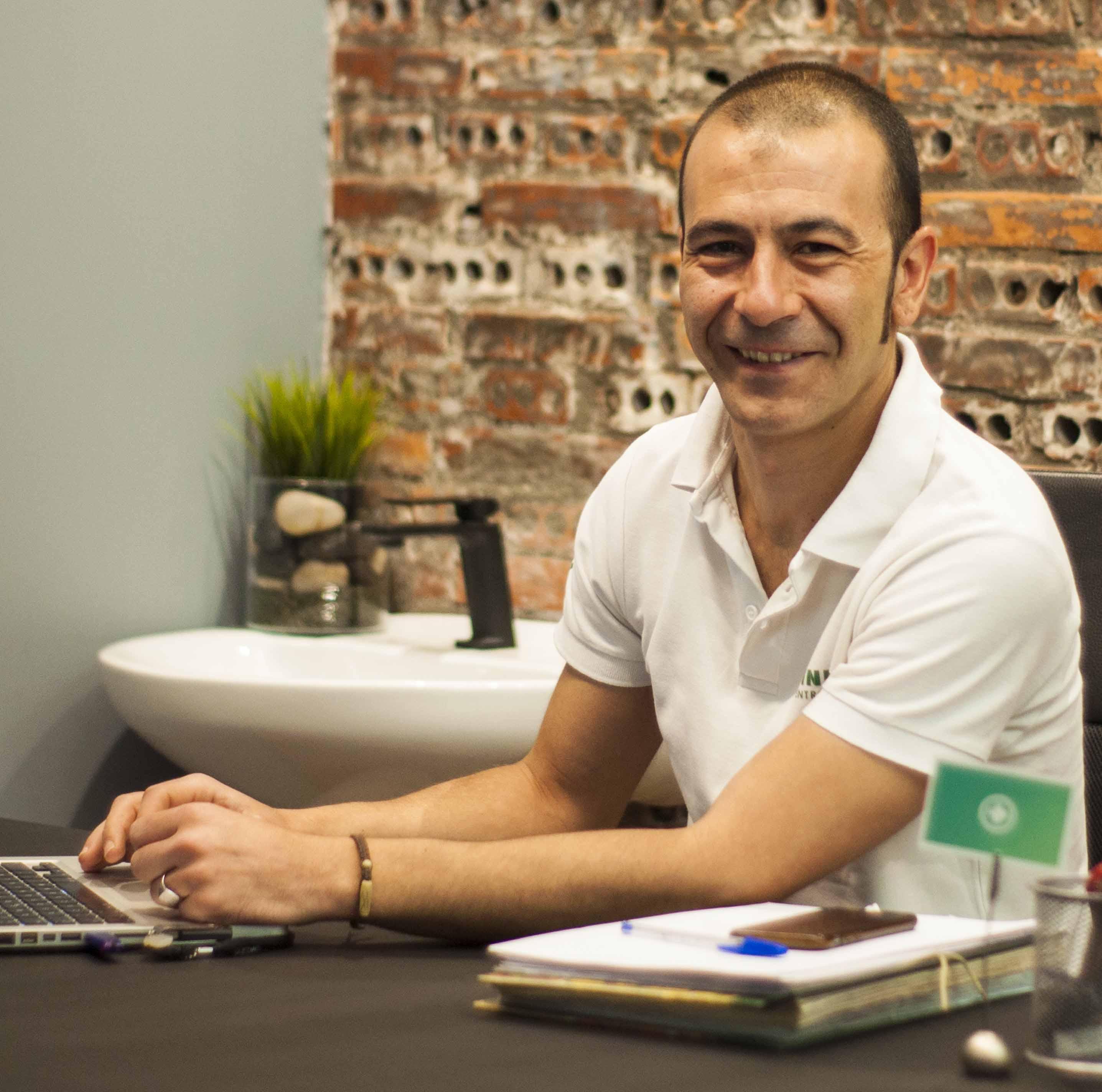 Nutricionista Luis Robles